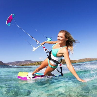 Kitesurfing Lessons in Anguilla